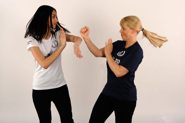 SELFDEFENSE FOR WOMEN